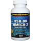 Fish Oil Omega-3 Softgels 110 CT