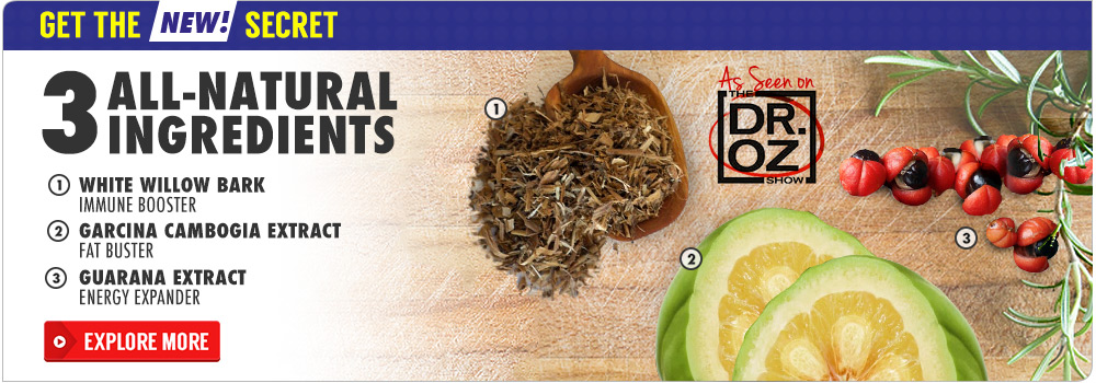 3 All-Natural Ingredients