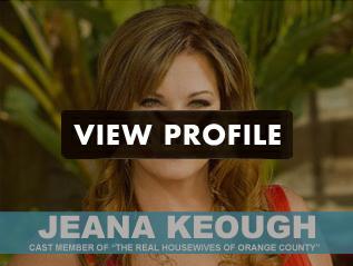 Hidden Jeana Profile Hover