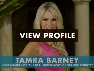 Hidden Tamra Profile Hover